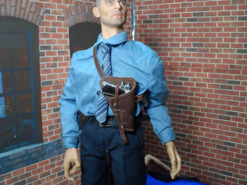 1:6 Scale Leather Military, law enforcement, and historic Rigs